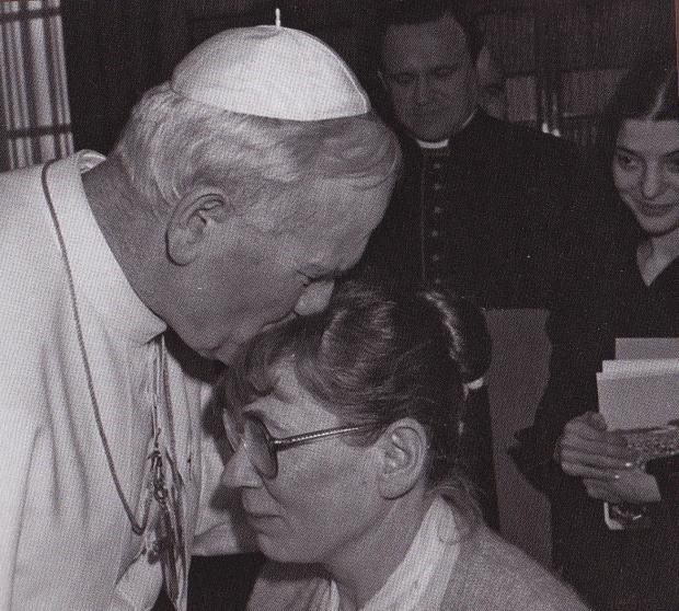 Papież Anna Walentynowicz
