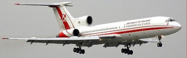 Tupolew rządowy
