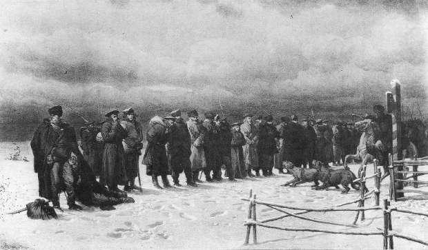 GrottgerArtur.PochodNaSybir.1867