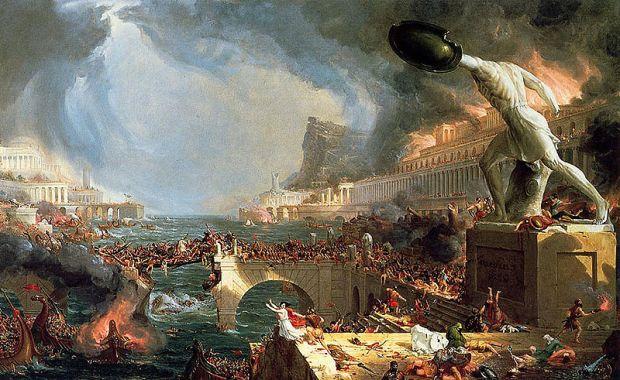 800px-Cole_Thomas_The_Course_of_Empire_Destruction_1836