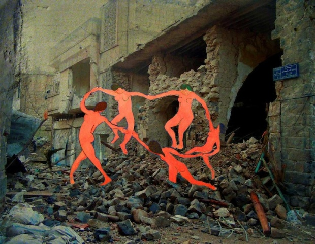 remixed-masterpieces-highlight-devastation-in-syria-3