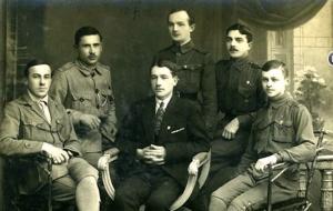 Pilecki harcerz